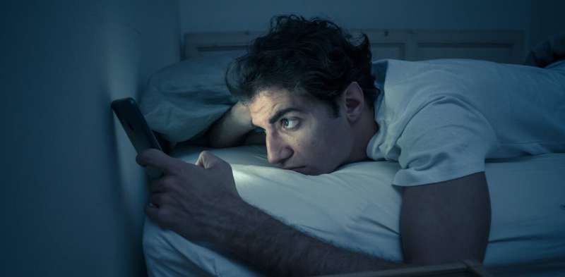 Smartphone reliance leads to 'nomophobia'