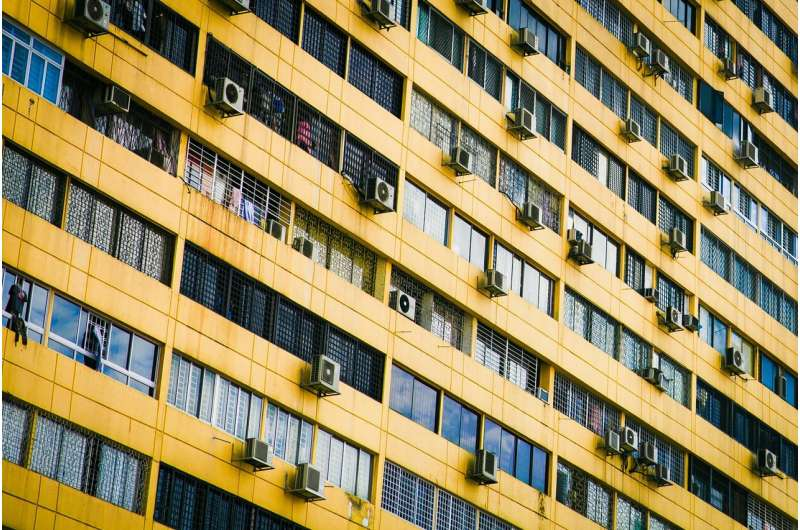 Smart windows could reduce the need for energy-hungry air conditioners