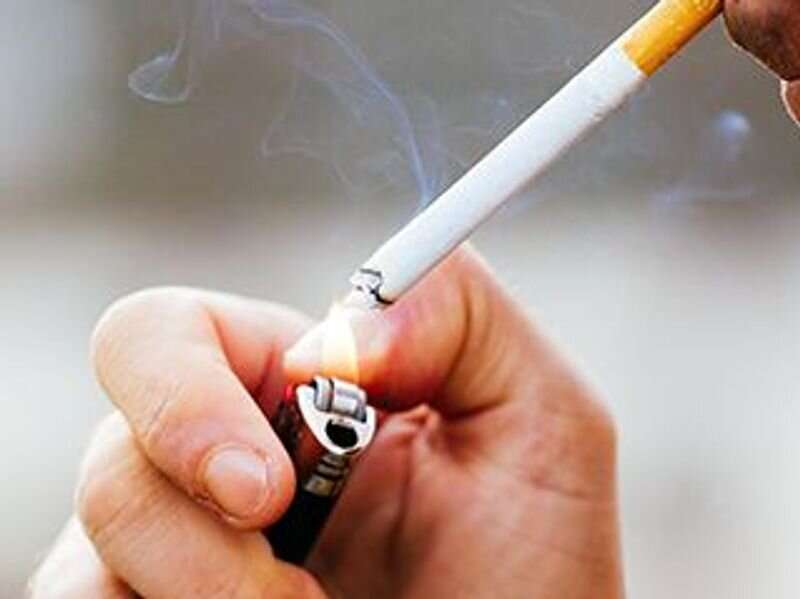 Smoking history tied to worse COVID-19 outcomes