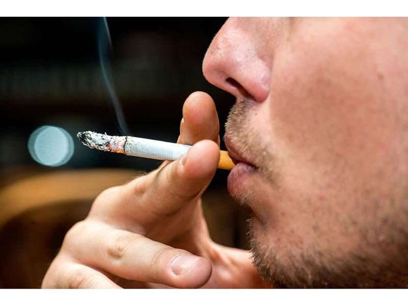 Smoking makes a comeback in the pandemic