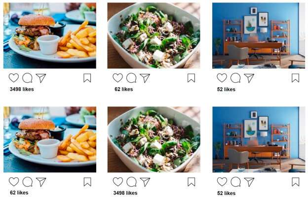 Social media 'likes' found to positively influence healthy food choices