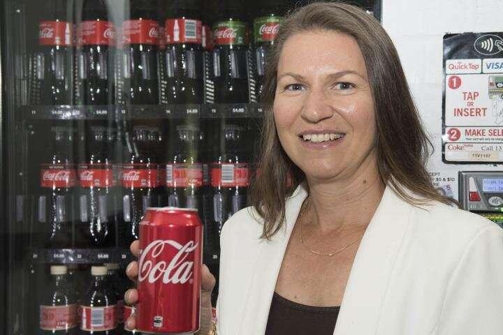 Soft drink ads target 'vulnerable'