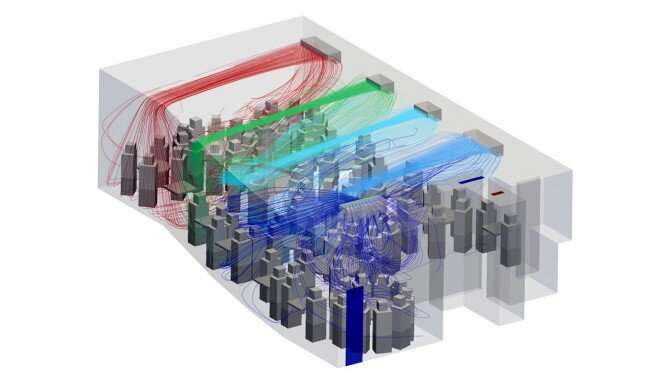 Software tool breathes life into post-COVID office airflow