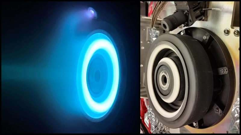 Solar Electric Propulsion Makes NASA's Psyche Spacecraft Go