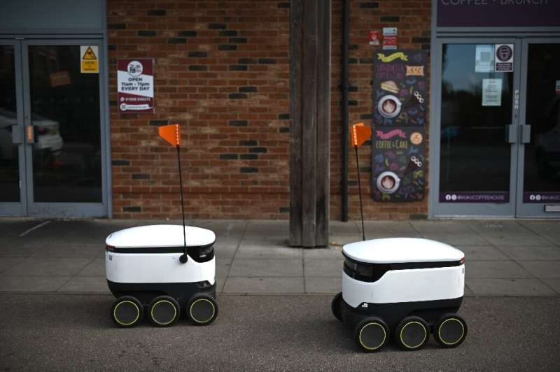 Some 200 delivery robots are operating in Milton Keynes and nearby Northampton, with plans for more