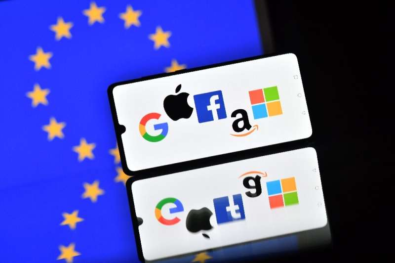 Some EU leaders accuse big tech companies of shutting out competition by buying up promising startups