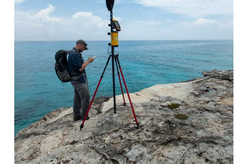 Μερικές στάθμες της θάλασσας στο παρελθόν μπορεί να μην ήταν τόσο υψηλές όσο νομίζαμε, λέει μια μελέτη ανόδου και βύθισης χερσαίων μαζών