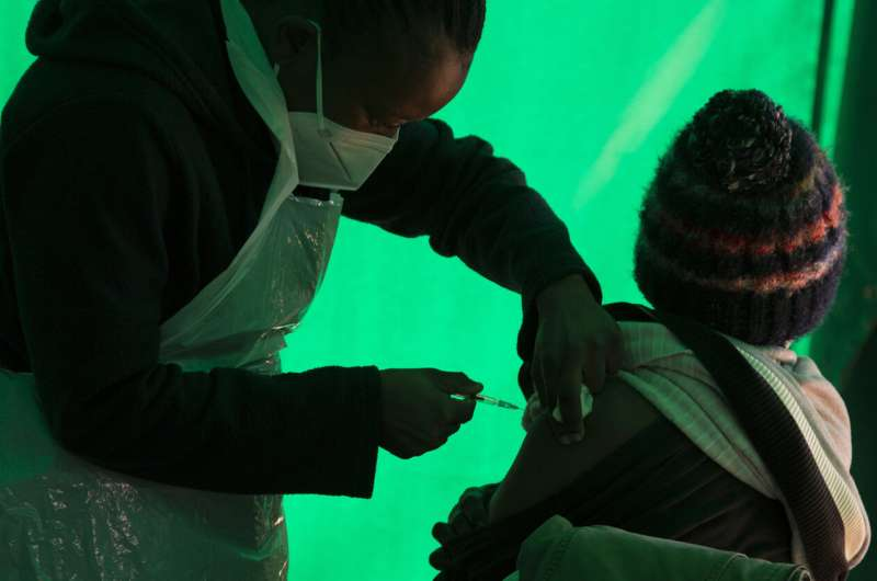 South Africa's new coronavirus cases surge to record levels