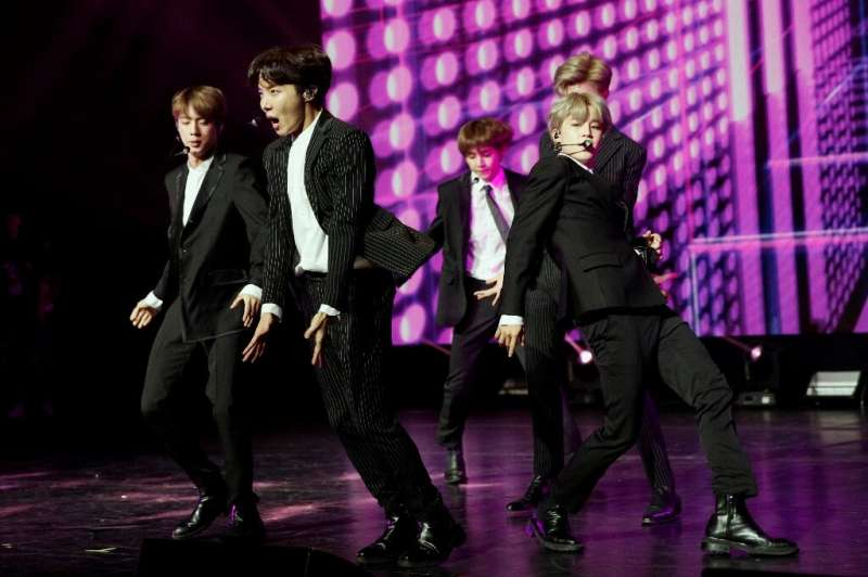 South Korean phenomemon BTS topped the overall best-sellers list, followed closely by Taylor Swift, Drake, The Weeknd and Billie