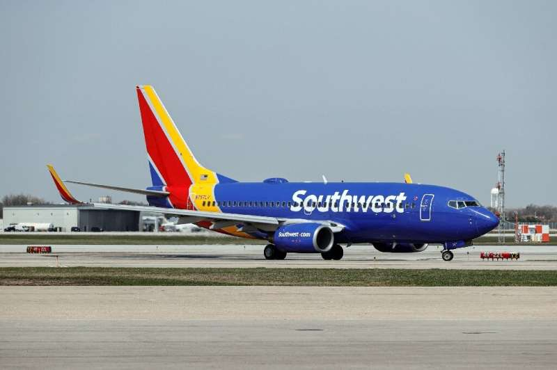 Southwest Airlines cited a computer problem as the reason for a temporary grounding of US flights