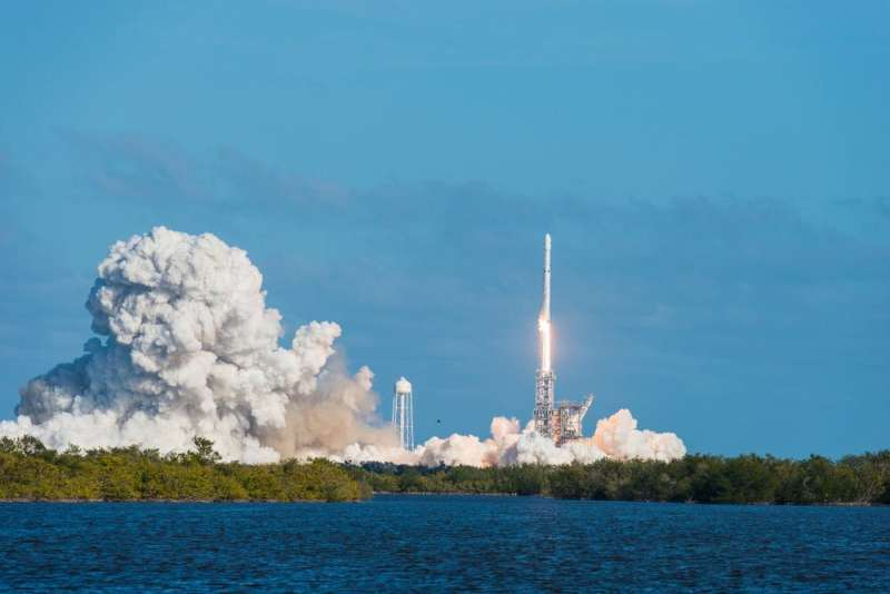 Space exploration should aim for peace, collaboration and co-operation, not war and competition