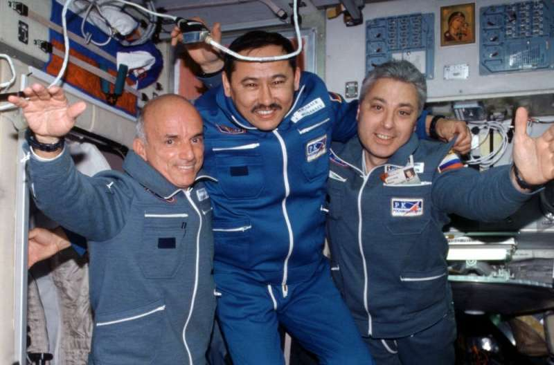 Space tourism –20 years in the making –is finally ready for launch