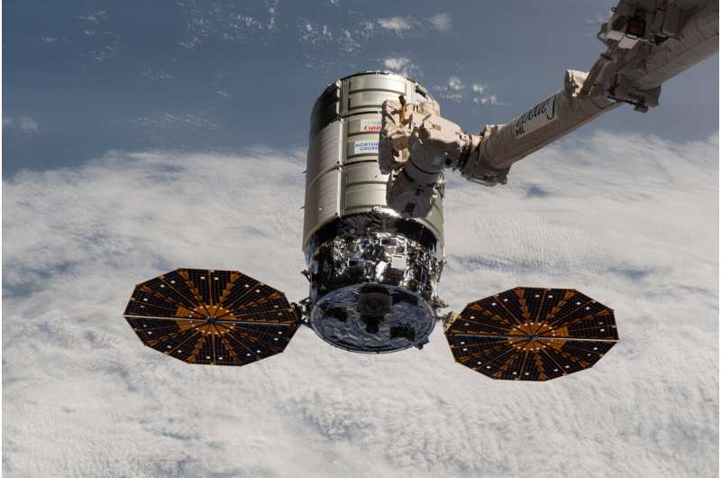Space Station, Cygnus test technology for 5G communications, other benefits