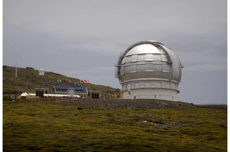 Spain judge nixes backup site for disputed Hawaii telescope