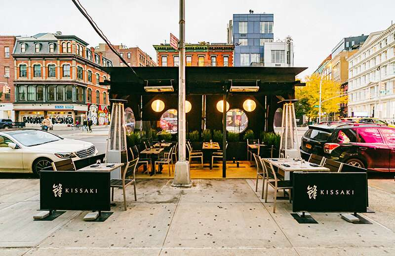 Spatial sciences student maps NYC's successful move to outdoor dining