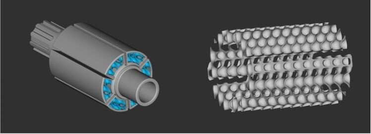 Specialized tools for geothermal energy via additive manufacturing