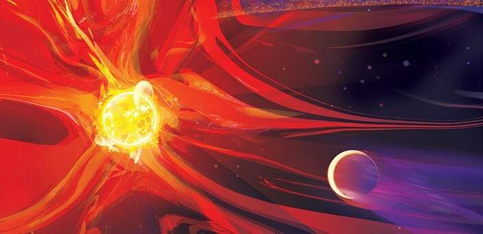 SPIRou carries out first ever measurement of a very young exoplanet's density