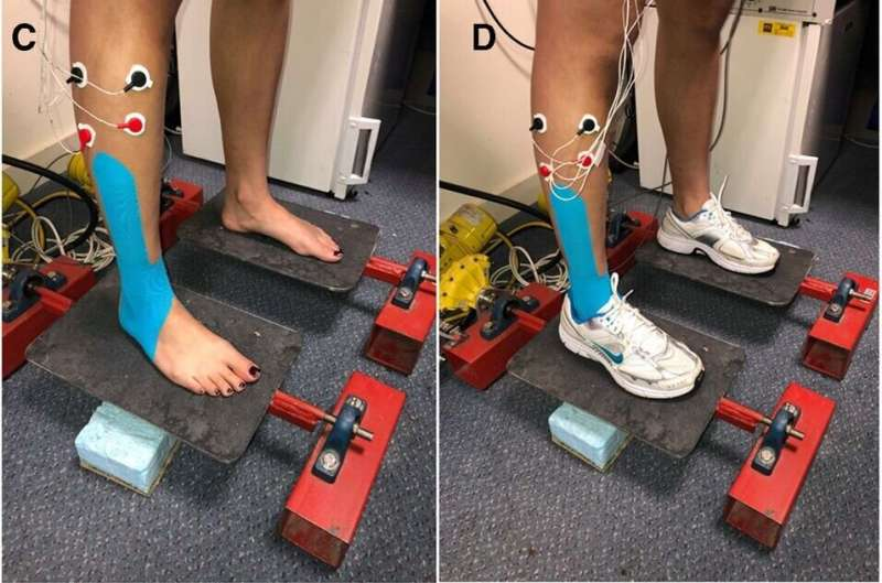 Sports stars' kinesiology tape injury treatment makes 'no difference'