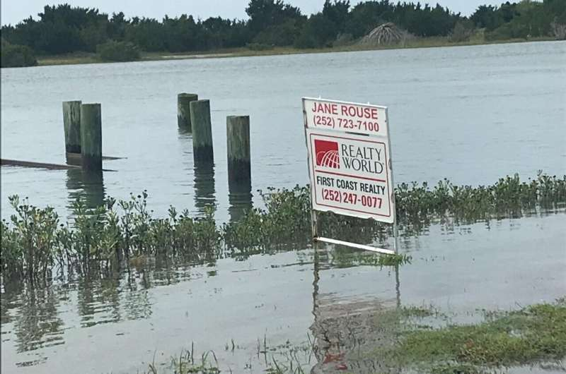 Stanford researchers reveal that homes in floodplains are overvalued by nearly $44 billion