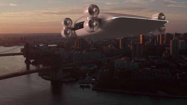 Startup Kelekona develops a 40-seat drone bus