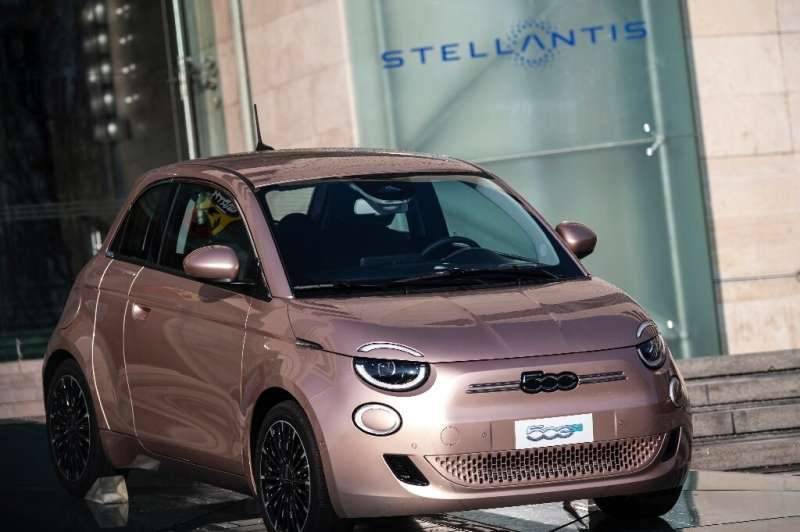 """Stellantis chief executive Carlos Tavares hailed the new company's first half earnings as """"very strong""""."""