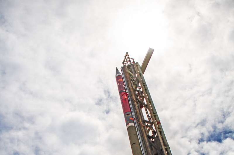 Student experiments to blast off from NASA Wallops