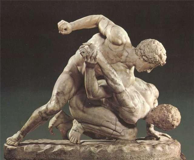 Khi Thế vận hội diễn ra, nhóm sinh viên khám phá môn pankration và các trò chơi cổ xưa khác