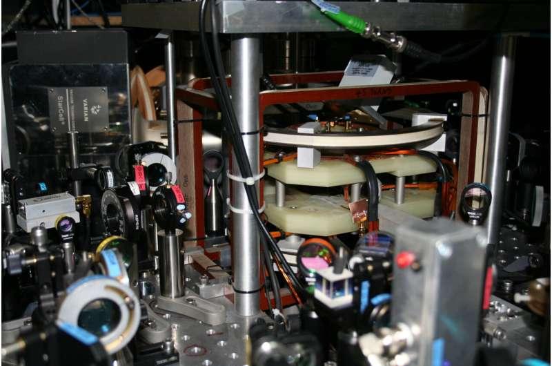 Un estudio demuestra un fuerte almacenamiento de qubits en moléculas polares ultrafrías
