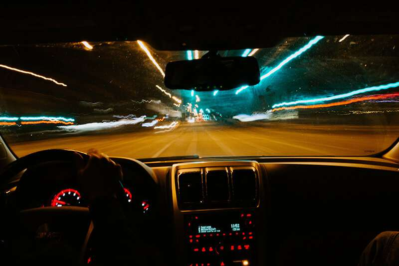 Study: Nighttime driving restrictions reduce accidents, deaths among teen drivers