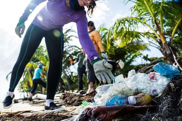 Study provides first holistic assessment of plastic pollution in the Caribbean