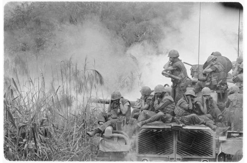 Study reports on experiences of LGB Vietnam-era veterans