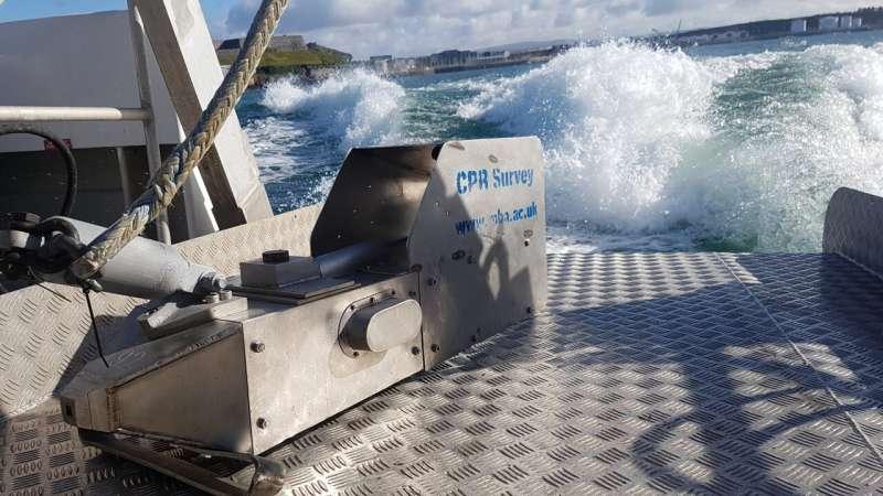 Study reveals abundance of microscopic paint flakes in North Atlantic