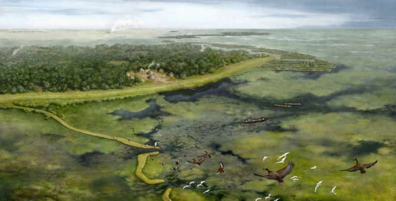 Study sheds light on pre-Columbian life in understudied area of SW Amazon