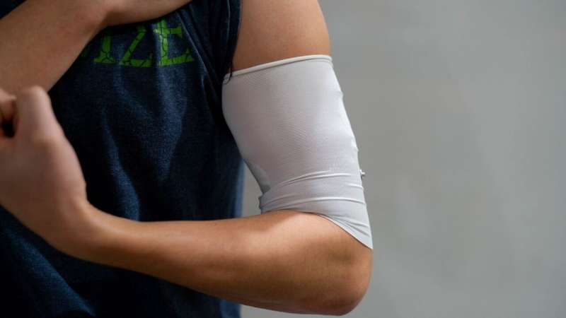 Study finds ideal placement, pressure for armband that could track heart rate