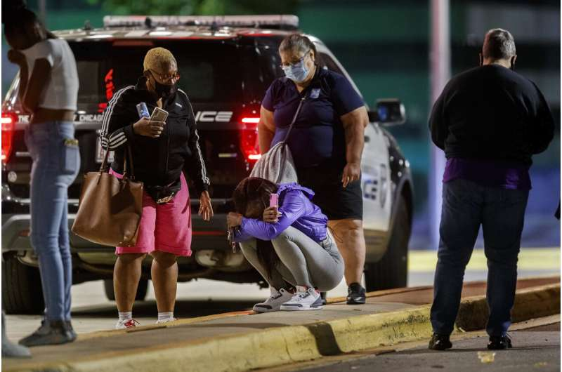 Study: Killings surge in 2020; pandemic, protests play roles