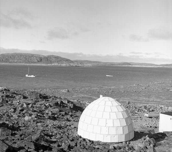 Styrofoam igloos: A 1950s cure for the Inuit housing crisis