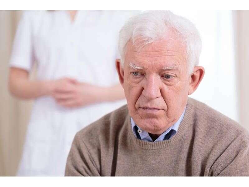 Suicide risk higher among patients with parkinson disease