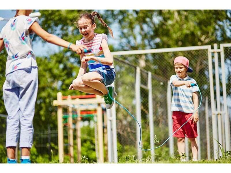 Summer playgrounds come with fun and hazards