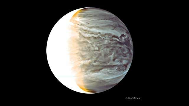 Sunlight filtering through Venus' clouds could support Earth-like photosynthesis in the cloud layers