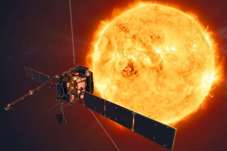 Supercomputer simulations unlock an old space weather puzzle