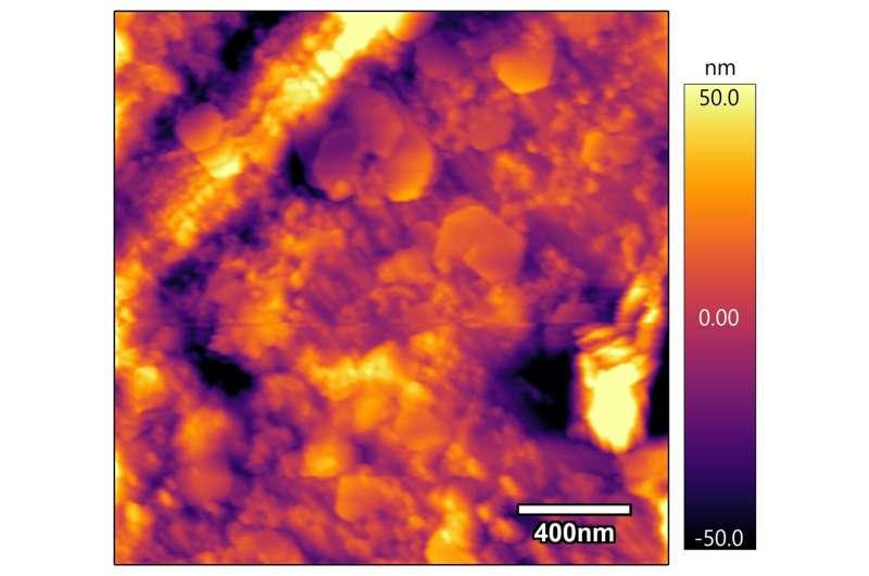 Surface chemistry reveals corrosive secrets