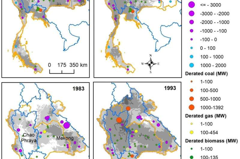 SUTD study uncovers how big droughts in the Greater Mekong trigger CO2 emission bursts