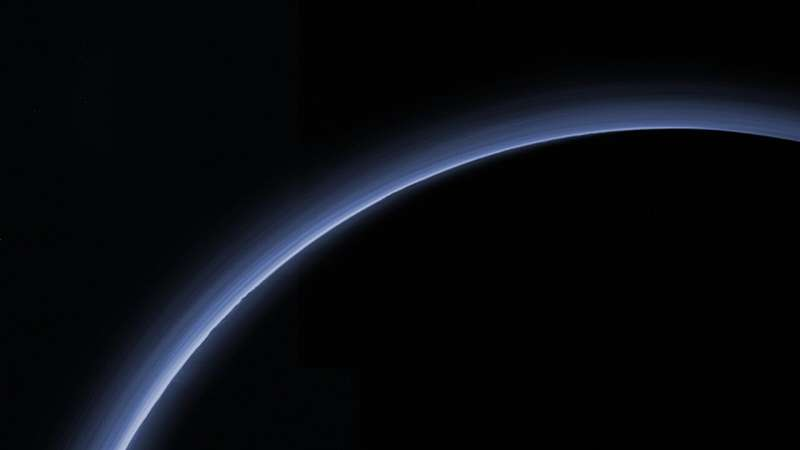 SwRI scientists confirm decrease in Pluto's atmospheric density