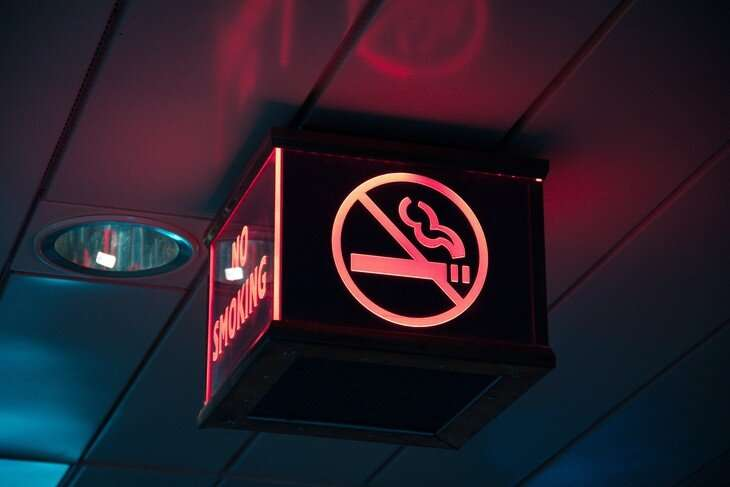 Targeted antitobacco ads may not be as effective as ads for all audiences