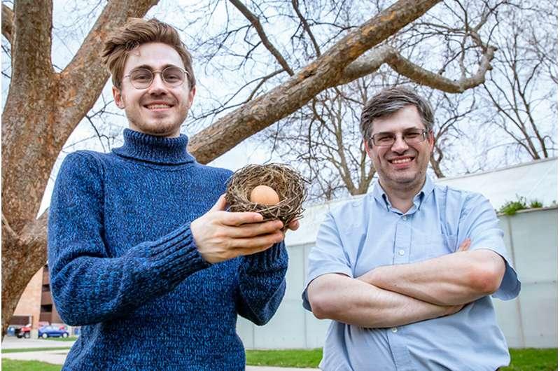 Team cracks eggs for science