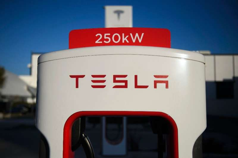 Tesla reported $721 million in 2020 earnings, its first profitable year