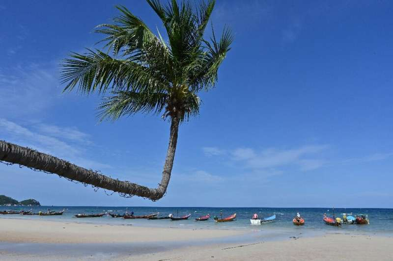 Thailand's beaches are a magnet for tourists