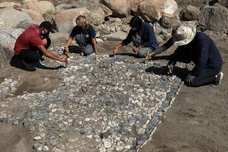 The assembly of over 3,000 stones was unearthed in the remains of a 15th century BC Hittite temple, 700 years before the oldest