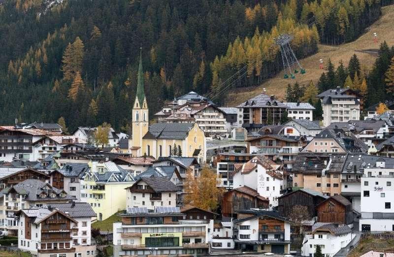 The Austrian ski resort of Ischgl was one of Europe's coronavirus hotspots last year