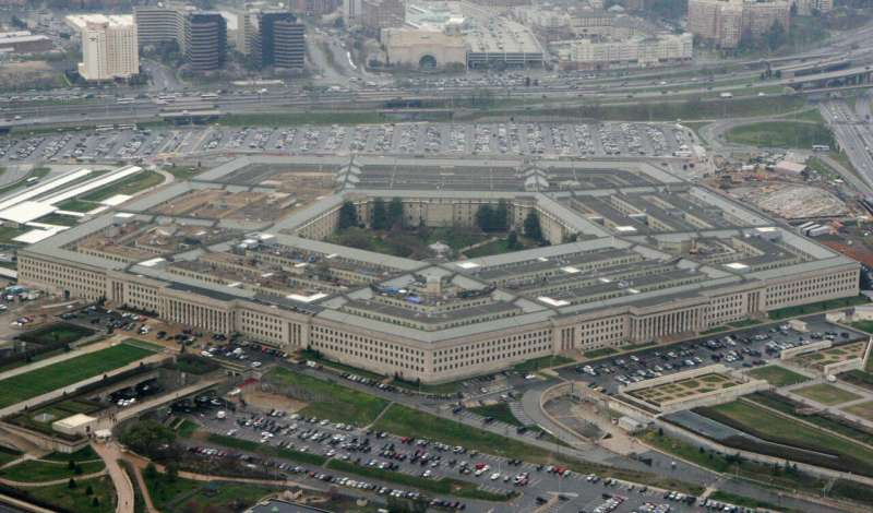 The big Pentagon internet mystery now partially solved